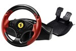 4060052 - Thrustmaster Ferrari Red Legend Edition - Rat & Pedal sæt - Sony PlayStation 3