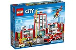 60110 - LEGO City 60110 Brandstation