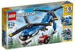 31049 - LEGO Creator Twin Spin Helicopter - 31049