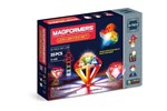 MAG-63092 - Magformers Lighted Set - 55 pcs