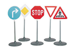 2980 - Theo Klein Traffic signs