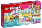 10747 - LEGO Juniors 10747 Andrea og Stephanies strandferie