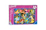 131082 - Ravensburger Puzzle princesses 300pcs