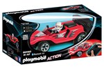 9090 - Playmobil - Action - RC-raketracer