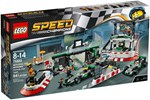75883 - LEGO Speed Champions 75883 MERCEDES AMG PETRONAS Formula One™ Team
