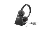 7599-838-199 - Jabra Evolve 75 UC - Sort
