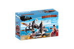 9249 - Playmobil Dragons - Eret with 4 Shot Fire Ballista