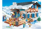 9280 - Playmobil - Family Fun - Skihytte