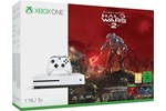 234-00136 - Microsoft Xbox One S - 1TB (Halo Wars 2 Bundle)