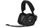 CA-9011152-EU - Corsair Gaming VOID PRO RGB Wireless Carbon - Sort