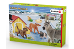 97448 - Schleich Bondegårdsdyr Adventskalender 2017 Farm World