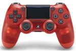 9868767 - Sony Playstation 4 Dualshock v2 - Crystal Red - Gamepad - Sony PlayStation 4