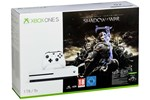 234-00188 - Microsoft Xbox One S - 1TB (Middle-earth: Shadow of War Bundle)