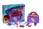 100210 - Doctor McStuffins McStuffin Docter Bag w/Glitter