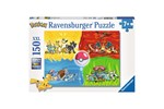 100354 - Ravensburger Pokemon Puzzle 150pcs. XXL
