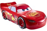 FDW13 - Hotwheels Cars - Moving and Talking Lightning McQueen