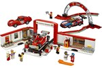 75889 - LEGO Speed Champions 75889 Ultimativt Ferrari-værksted