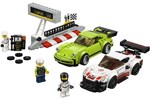 75888 - LEGO Speed Champions 75888 Porsche 911 RSR og 911 Turbo 3.0