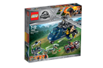 75928 - LEGO Jurassic World 75928 Blues helikopterjagt