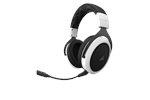 CA-9011177-EU - Corsair HS70 Wireless Gaming Headset - White - Hvid