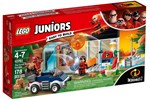 10761 - LEGO Juniors The Great Home Escape - 10761