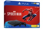 9734116 - Sony PlayStation 4 Slim Black - 1TB (Spider-Man Bundle)