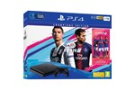 711719756613 - Sony PlayStation 4 Slim Black - 1TB (Fifa 19 - Champions Edition Bundle)