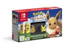 2500566 - Nintendo Switch Pokemon: Let's Go Eevee! Limited Edition