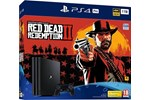 0711719760511 - Sony Playstation 4 Pro - 1 TB (Red Dead Redemption 2 Bundle)