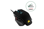 CH-9309011-EU - Corsair M65 Pro ELITE RGB - Black - Gaming Mus - Optisk - 8 knapper - Sort