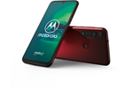 PAGE0012NL - Motorola Moto G8 Plus 64GB - Poisonberry Gradient