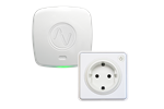 L412TFWH - LIGHTWAVE Smart Power Starter Kit White Metal