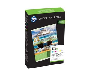 CG898AE - HP 940XL - OfficeJet Brochure Value Pack