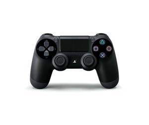 9211983 - Sony Playstation 4 Dualshock - Black - Gamepad - Sony PlayStation 4