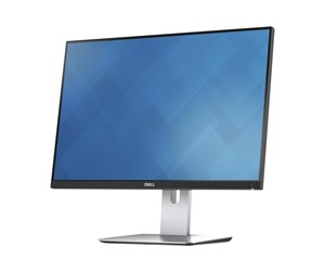 "860-BBEW - Dell 24"" Skærm UltraSharp U2415 - Sort - 6 ms"