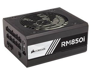 CP-9020083-EU - Corsair RM850i Strømforsyning - 850 Watt - 135 mm - 80 Plus Gold certified