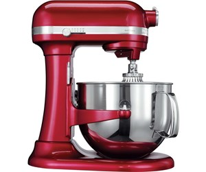 5KSM7580XECA - KitchenAid Køkkenmaskine 5KSM7580XECA Artisan Bowl-Lift -Red