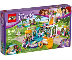 41313 - LEGO Friends 41313 Heartlake friluftsbad