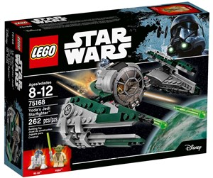 75168 - LEGO Star Wars 75168 Yodas Jedi Starfighter™