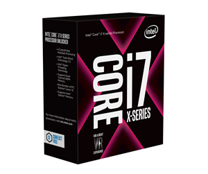 BX80677I77740X - Intel Core i7-7740X Kaby Lake-X CPU - 4.3 GHz - Intel LGA2066 - 4 kerner - Intel Boxed