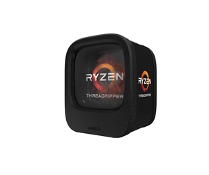 YD195XA8AEWOF - AMD Ryzen Threadripper 1950X CPU - 16 kerner 34 GHz - AMD TR4 - AMD Boxed (WOF - uden køler)