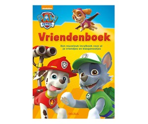 521046 - Paw Patrol Friends Book