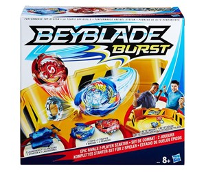 B9498 - Beyblade Burst Epic Rivals Battle Set