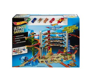 CMP80 - Hotwheels Ultimate Garage