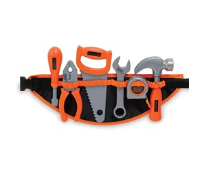 360107 - Smoby Tool Belt with 6 Tools