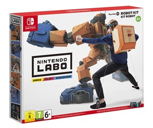 0045496421595 - Labo - Toy-Con 02 - Robot Kit - Nintendo Switch - Entertainment