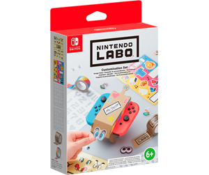 0045496430825 - Labo Customisation Set - Nintendo Switch - Entertainment