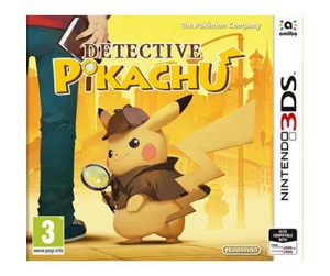 0045496477073 - Detective Pikachu - Nintendo 3DS - Action/Adventure