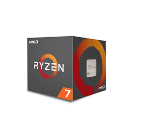 YD270XBGAFBOX - AMD Ryzen 7 2700X with Wraith Prism - Pinnacle Ridge CPU - 3.7 GHz - AMD AM4 - 8 kerner - AMD Boxed (PIB - med køler)