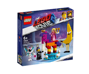 70824 - LEGO Lego Movie 70824 Dronning Jakabli Wajavil